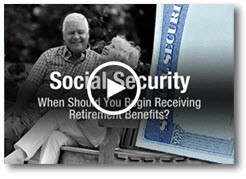 Social Security Video Thumbnail